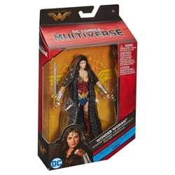 Picture of Wonder Woman Multiverse Ares Collect and Connect Action Figure