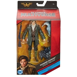 Picture of Wonder Woman Steve Trevor Multiverse Ares Collect and Connect Action Figure