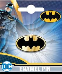 Picture of Batman Symbol Enamel Pin