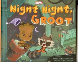 Picture of Night Night Groot HC