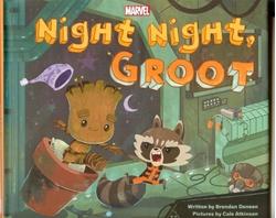 Picture of Night Night Groot HC