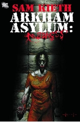 Picture of Arkham Asylum Madness HC