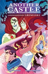 Picture of Another Castle Grimoire TP VOL 01