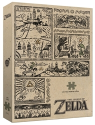 Picture of Legend of Zelda Myth Puzzle