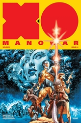 Picture of X-O Manowar (2017) #1 2nd Print