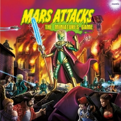 Picture of Mars Attacks Miniatures Game