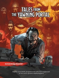 Picture of Dungeons and Dragons Tales from the Yawning Portal HC