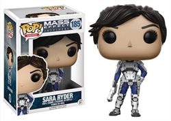 Picture of Pop Games Mass Effect Andromeda Sara Ryder Vinyl Figure