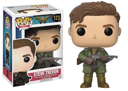 Picture of Pop Movies Wonder Woman Steve Trevor Vinyl Figure