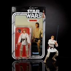 Picture of Star Wars Luke Skywalker Black Series 40th Anniversary Action Figure