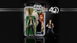 Picture of Star Wars Han Solo Black Series 40th Anniversary Action Figure