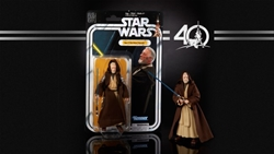 Picture of Star Wars Obi-Wan Kenobi Ben Black Series 40th Anniversary Action Figure