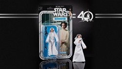 Picture of Princess Leia Organa Star Wars Black Series 40th Anniversary Action Figure