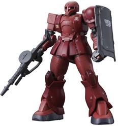 Picture of Gundam Origin Zaku I Char Anzable HG Model Kit