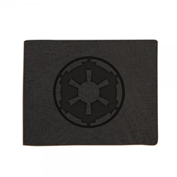 Picture of Star Wars Empire Leather Bi-Fold Wallet