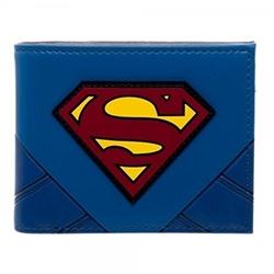 Picture of Superman Bi-Fold Wallet