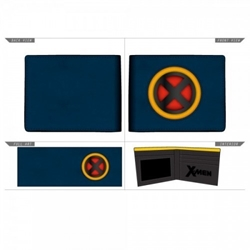 Picture of X-Men Badge Bi-Fold Wallet