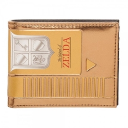 Picture of Legend of Zelda Cartridge Bi-Fold Wallet