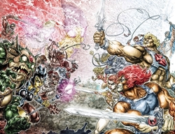 Picture of He-Man/Thundercats TP