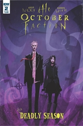 Picture of October Faction Deadly Season SC