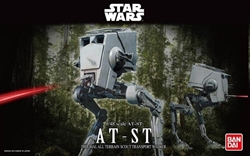 Picture of Star Wars AT-ST 1/144 Model Kit