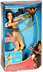 Picture of Wonder Woman Bow Wielding Doll