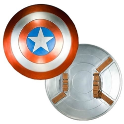 Picture of Captain America Shield Aluminum Replica
