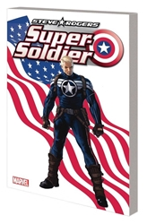 Picture of Steve Rogers Super Soldier Complete Collection SC
