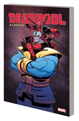 Picture of Deadpool Classic Vol 18 SC Deadpool vs Marvel