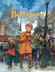 Picture of Baker Street Four GN VOL 01