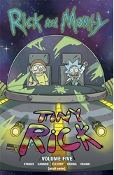 Picture of Rick and Morty Vol 05 SC