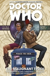 Picture of Doctor Who 11th Doctor Vol 06 SC Malignant Truth