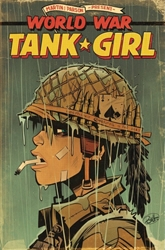 Picture of Tank Girl World War Tank Girl SC