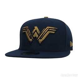 Picture of Wonder Woman Symbol Foiled Print 9Fifty Cap