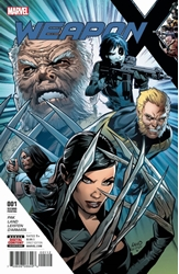 Picture of Weapon X #1 2nd Print