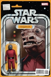 Picture of Star Wars (2015) #15 Action Figure Cover