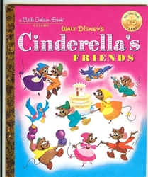 Picture of Cinderella's Friends Little Golden Book