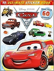 Picture of Cars 3 Ultimate Sticker Collection Book