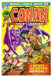 Picture of Conan the Barbarian #30