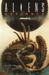 Picture of Aliens Defiance Vol 02 SC