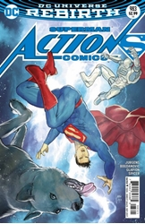 Picture of Action Comics #983 Frank Cover