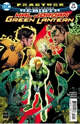 Picture of Hal Jordan and the Green Lantern Corps #24