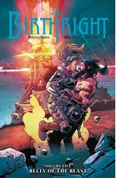 Picture of Birthright TP VOL 05