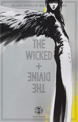 Picture of Wicked & Divine #29 Jock Cover
