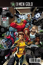 Picture of X-Men Gold #7