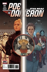 Picture of Star Wars Poe Dameron #17