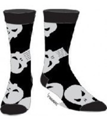 Picture of Punisher Logo Large All-Over-Print Crew Socks