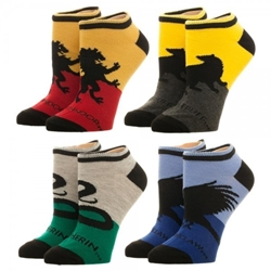 Picture of Harry Potter Ankle Sock 4 Pack