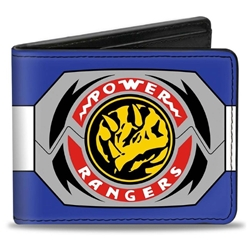 Picture of Power Rangers Blue Ranger Triceratops Morpher Bi-Fold Wallet