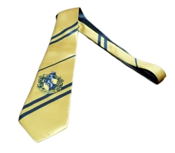 Picture of Harry Potter Hufflepuff Necktie